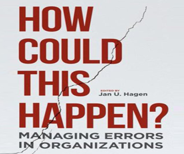 How could this happen?_book cover