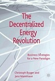 Book cover decentralized energy revolution