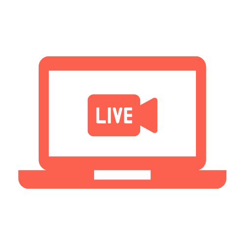 icon for live online format