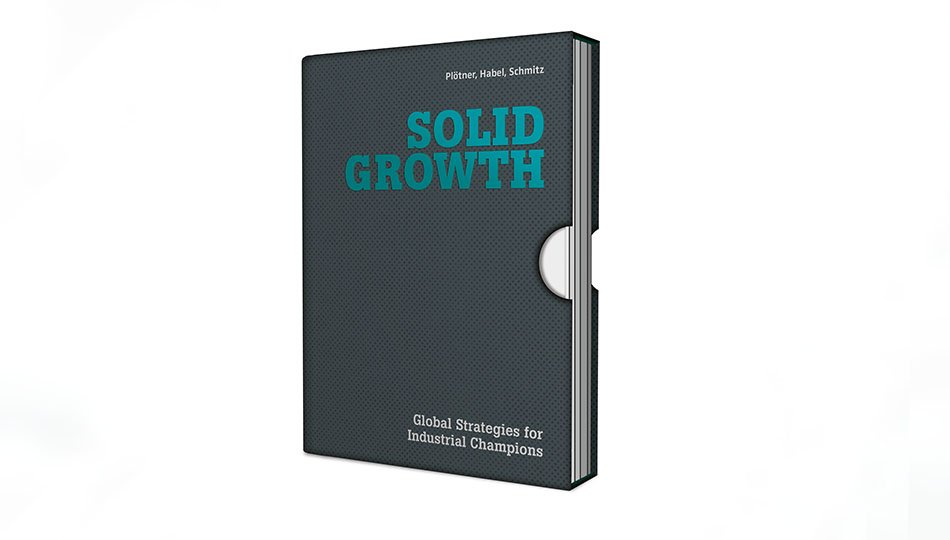 book cover Solid Growth